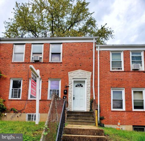 4044 Hilton Road, BALTIMORE, MD 21215 (#1009946228) :: Great Falls Great Homes