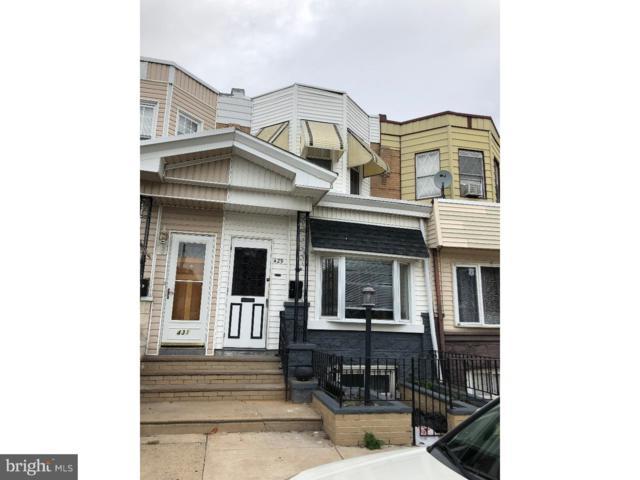 429 W Shunk Street, PHILADELPHIA, PA 19148 (#1009946292) :: Remax Preferred | Scott Kompa Group
