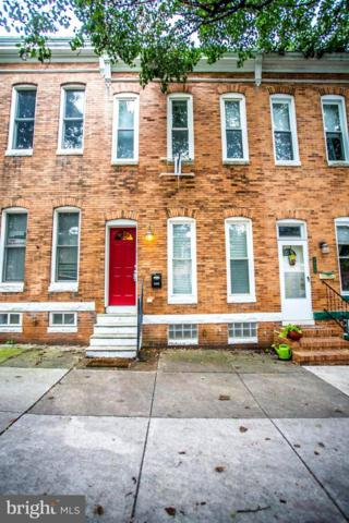 1468 Woodall Street, BALTIMORE, MD 21230 (#1009946500) :: The Dailey Group