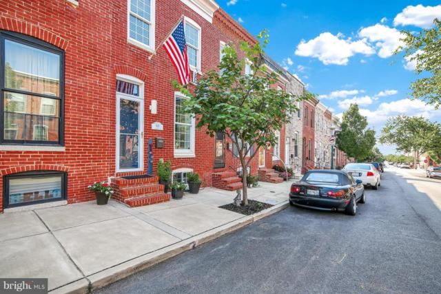 805 Bouldin Street S, BALTIMORE, MD 21224 (#1009946560) :: Dart Homes
