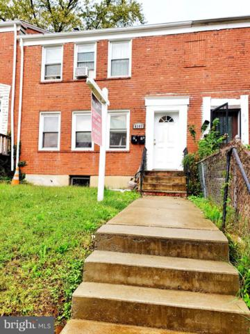 4046 Hilton Road, BALTIMORE, MD 21215 (#1009946874) :: Great Falls Great Homes