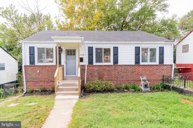 5408 Morton Place, RIVERDALE, MD 20737 (#1009946920) :: Great Falls Great Homes