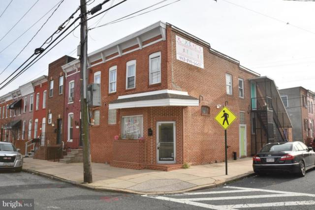 1214 Bayard Street, BALTIMORE, MD 21230 (#1009947208) :: Labrador Real Estate Team