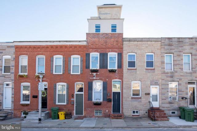 1321 Cooksie Street, BALTIMORE, MD 21230 (#1009947344) :: AJ Team Realty
