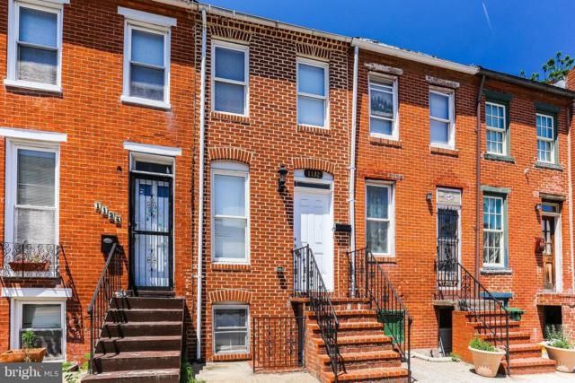 1132 W Lombard Street, BALTIMORE, MD 21223 (#1009947428) :: Advance Realty Bel Air, Inc
