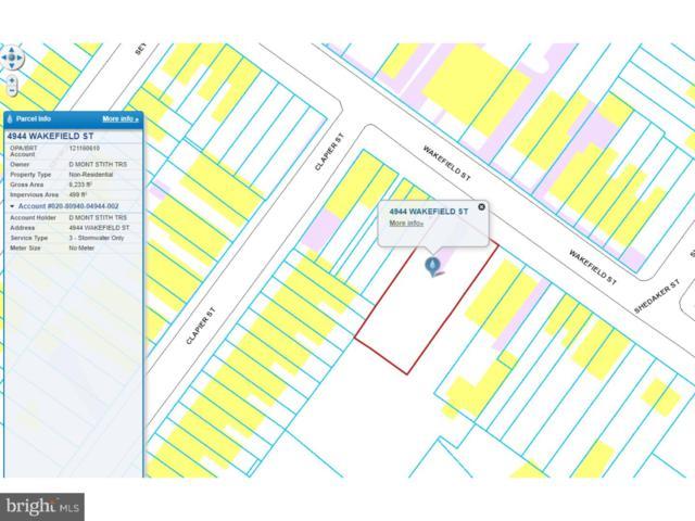 4944 Wakefield Street, PHILADELPHIA, PA 19144 (#1009948182) :: Remax Preferred | Scott Kompa Group