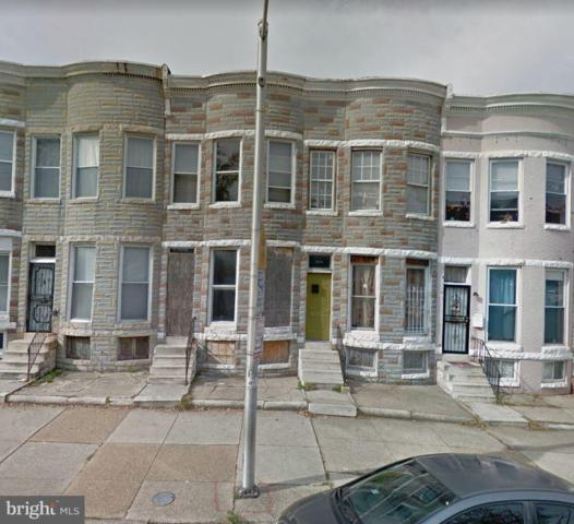 1916 Cecil Avenue, BALTIMORE, MD 21218 (#1009948396) :: Labrador Real Estate Team