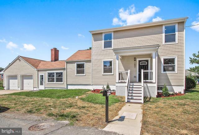 1602 Evergreen Drive, BALTIMORE, MD 21222 (#1009948788) :: Colgan Real Estate