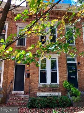 3512 Poole Street, BALTIMORE, MD 21211 (#1009949584) :: The Putnam Group