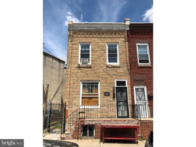 2707 W Berks Street, PHILADELPHIA, PA 19121 (#1009949886) :: Remax Preferred | Scott Kompa Group