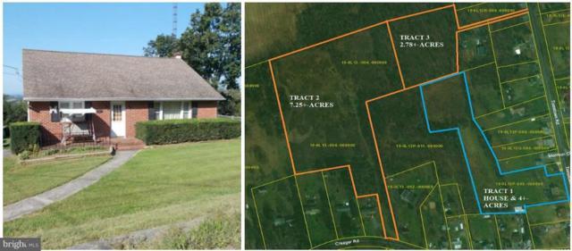 8963 Tomstown Road, WAYNESBORO, PA 17268 (#1009949926) :: Great Falls Great Homes