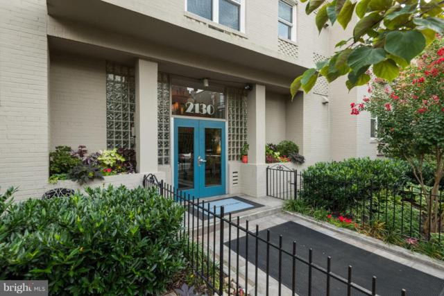 2130 N Street NW #409, WASHINGTON, DC 20037 (#1009950332) :: The Withrow Group at Long & Foster