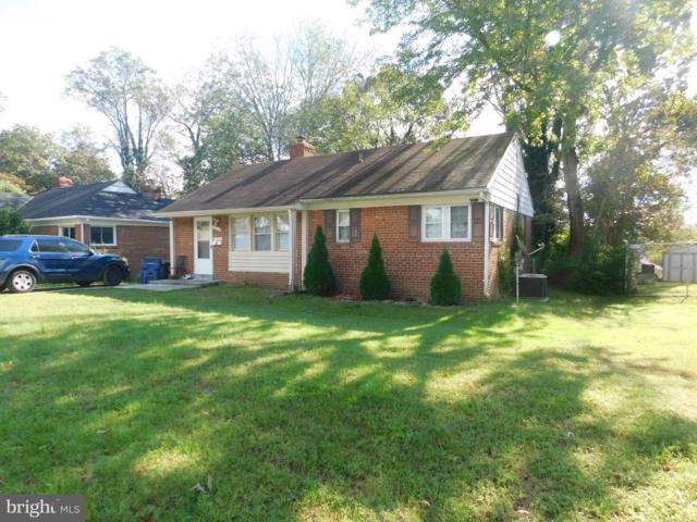 7011 Gateway Boulevard, DISTRICT HEIGHTS, MD 20747 (#1009950334) :: The Miller Team