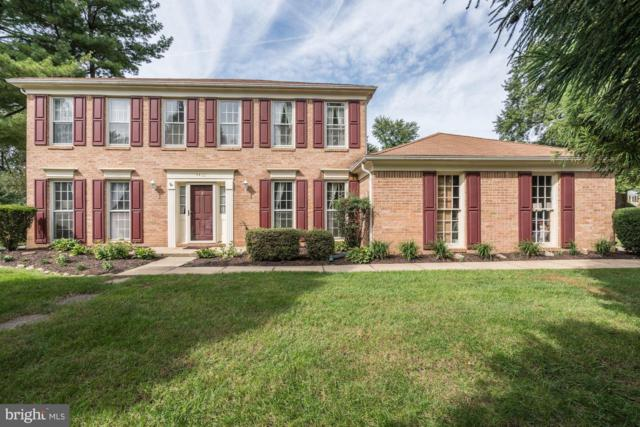 4422 Tulip Tree Court, CHANTILLY, VA 20151 (#1009950400) :: RE/MAX Executives