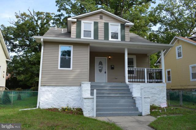 5611 Gist Avenue, BALTIMORE, MD 21215 (#1009950534) :: AJ Team Realty