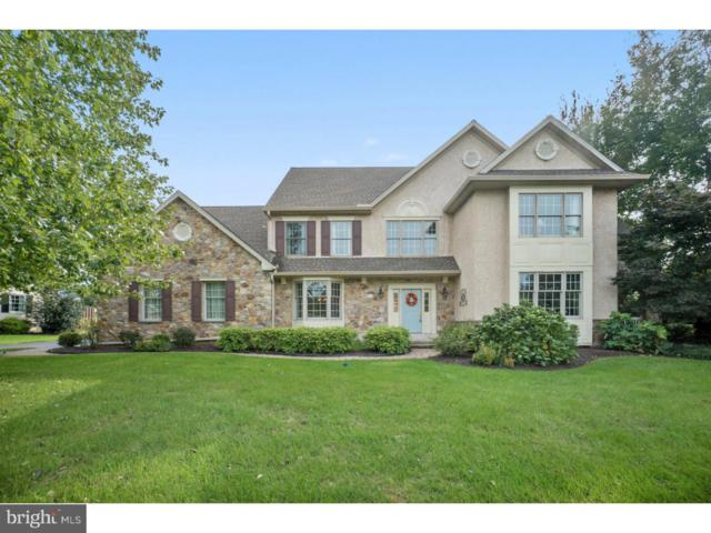 713 Yarmouth Drive, WEST CHESTER, PA 19380 (#1009950822) :: McKee Kubasko Group