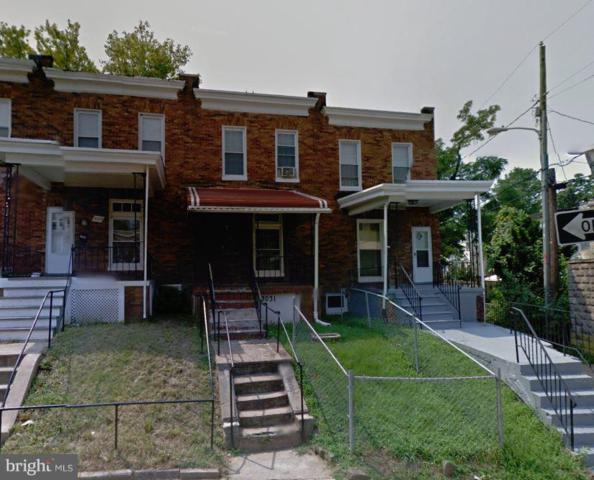 3033 Rayner Avenue, BALTIMORE, MD 21216 (#1009950974) :: Bob Lucido Team of Keller Williams Integrity