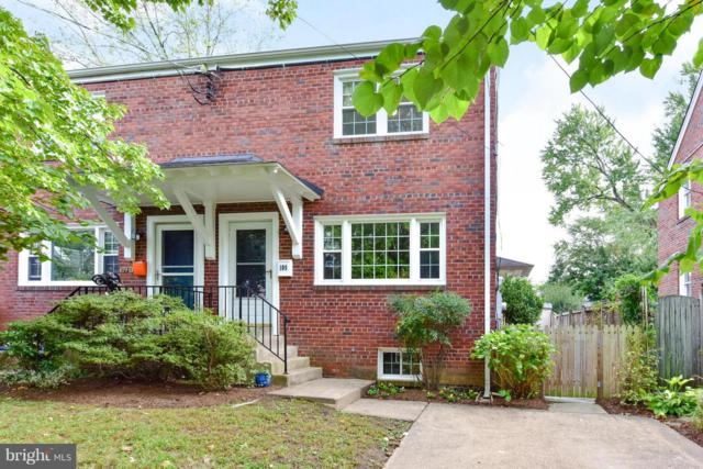 109 Raymond Avenue E, ALEXANDRIA, VA 22301 (#1009953844) :: Colgan Real Estate