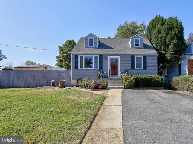 501 Dorchester Road, CATONSVILLE, MD 21228 (#1009954220) :: The Gus Anthony Team