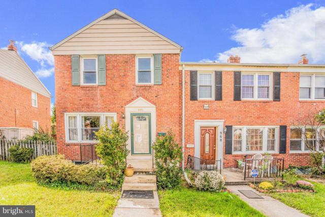 966 Radcliffe Road, TOWSON, MD 21204 (#1009954264) :: Remax Preferred | Scott Kompa Group