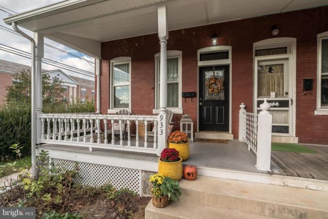933 Edgewood Avenue, LANCASTER, PA 17603 (#1009954568) :: The Craig Hartranft Team, Berkshire Hathaway Homesale Realty
