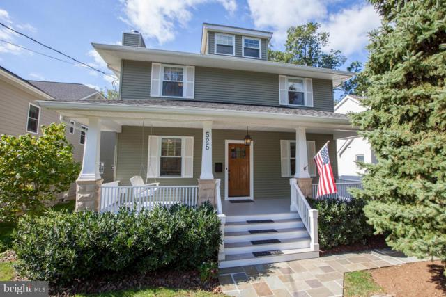 525 Great Falls Street, FALLS CHURCH, VA 22046 (#1009954574) :: Browning Homes Group