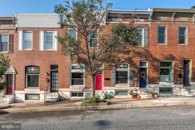 3130 Foster Avenue, BALTIMORE, MD 21224 (#1009955060) :: Dart Homes