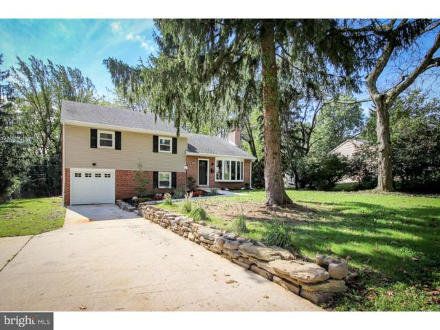 256 Overbrook Drive, NEWTOWN SQUARE, PA 19073 (#1009955118) :: Keller Williams Real Estate