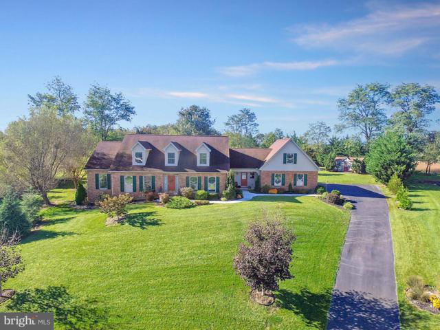 123 Moonlight Drive, GREENCASTLE, PA 17225 (#1009955128) :: The Gus Anthony Team