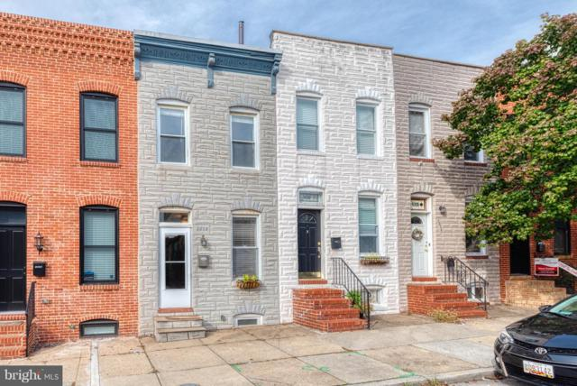 2822 Dillon Street, BALTIMORE, MD 21224 (#1009955376) :: The Dailey Group