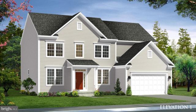 Fox Meadow Way Castlerock Ii, UPPER MARLBORO, MD 20774 (#1009956082) :: Browning Homes Group