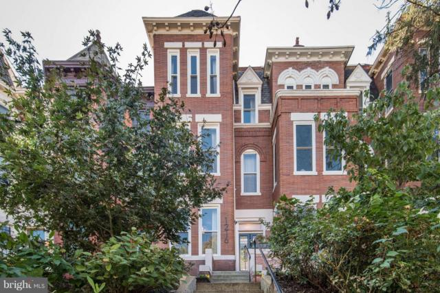 1216 Girard Street NW #1, WASHINGTON, DC 20009 (#1009956268) :: Dart Homes