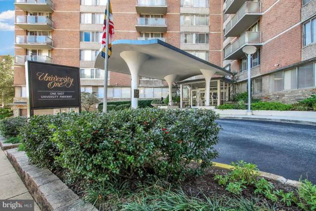 1 E University Parkway #1105, BALTIMORE, MD 21218 (#1009956414) :: SURE Sales Group