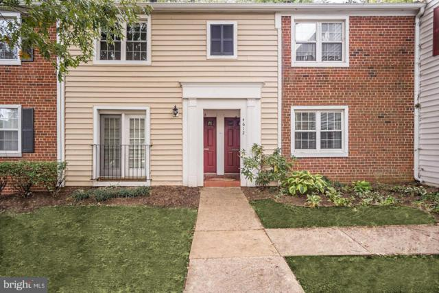 4612-B 28TH Road S B, ARLINGTON, VA 22206 (#1009956446) :: The Withrow Group at Long & Foster