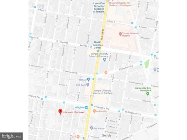 3124 N 15TH Street, PHILADELPHIA, PA 19132 (#1009956454) :: City Block Team