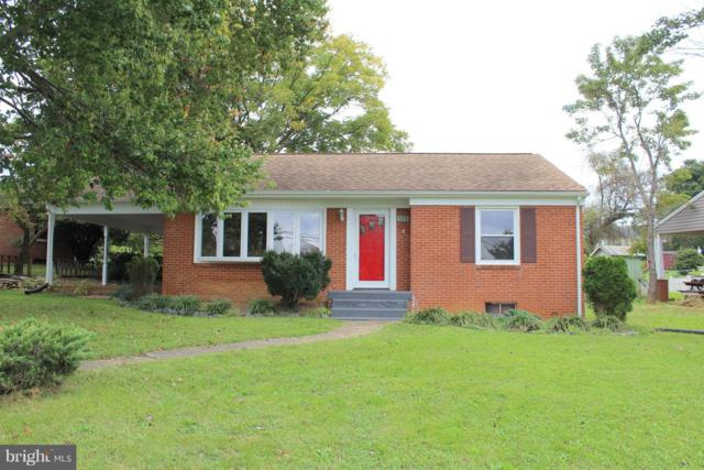 123 Deford Avenue, LURAY, VA 22835 (#1009956612) :: The Daniel Register Group
