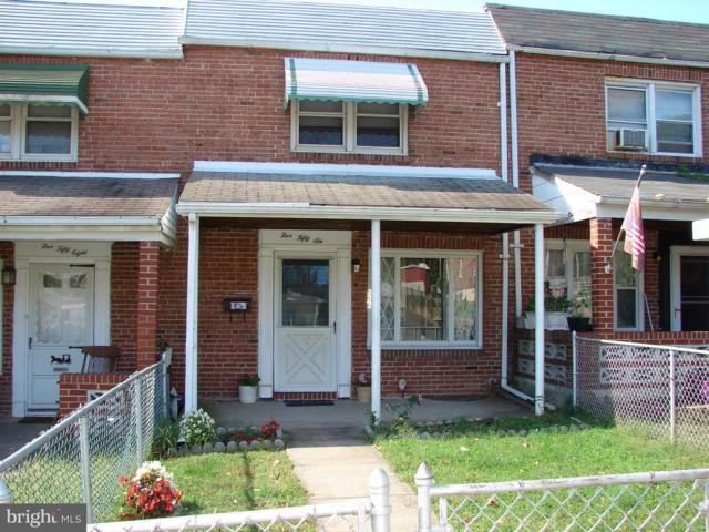 556 47TH Street, BALTIMORE, MD 21224 (#1009956740) :: Colgan Real Estate
