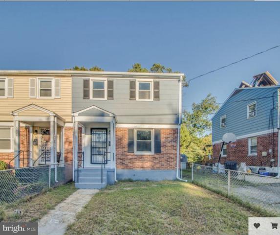 5828 Shoshone Drive, OXON HILL, MD 20745 (#1009956986) :: Colgan Real Estate