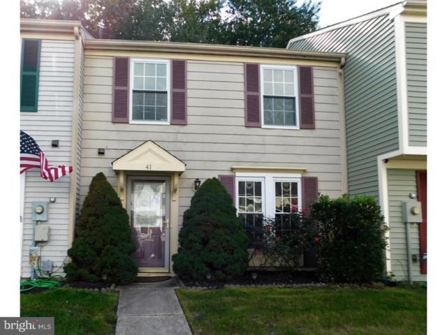 41 Waterview Court, EVESHAM, NJ 08053 (#1009957150) :: Keller Williams Real Estate