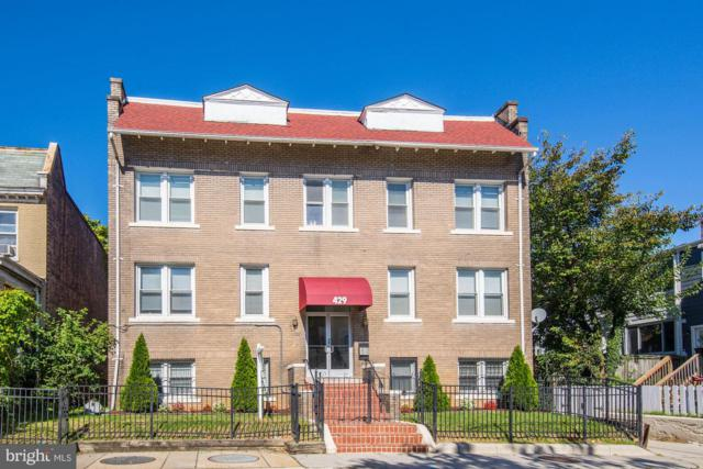 429 Kenyon Street NW T-4, WASHINGTON, DC 20010 (#1009957222) :: The Withrow Group at Long & Foster