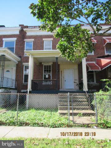5004 Elmer Avenue, BALTIMORE, MD 21215 (#1009957426) :: AJ Team Realty