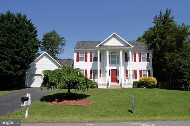 4107 Glouster Lane, FREDERICKSBURG, VA 22408 (#1009957700) :: Remax Preferred | Scott Kompa Group