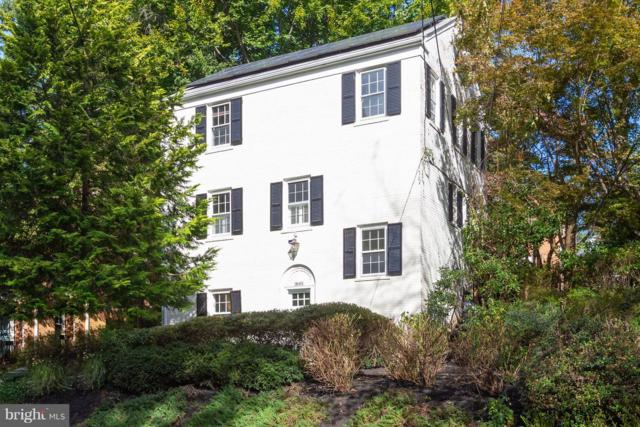 3601 Dundee Driveway, CHEVY CHASE, MD 20815 (#1009957820) :: The Daniel Register Group