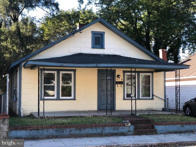 318 Randolph Street, MARTINSBURG, WV 25401 (#1009957848) :: Pearson Smith Realty
