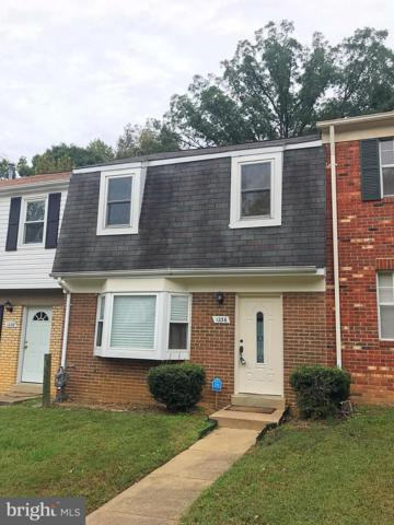 1236 Thomas Jefferson Place, FREDERICKSBURG, VA 22405 (#1009958026) :: City Smart Living