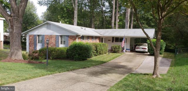 5426 Gainsborough Drive, FAIRFAX, VA 22032 (#1009958224) :: The Gus Anthony Team