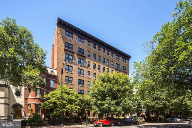 1724 17TH Street NW #51, WASHINGTON, DC 20009 (#1009958288) :: Labrador Real Estate Team