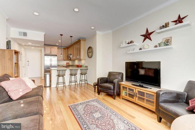1669 Columbia Road NW #203, WASHINGTON, DC 20009 (#1009958316) :: Dart Homes