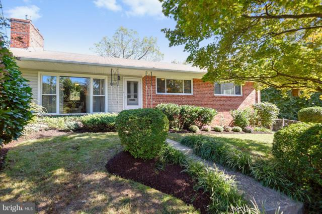 8605 Farrell Court, CHEVY CHASE, MD 20815 (#1009958318) :: The Daniel Register Group