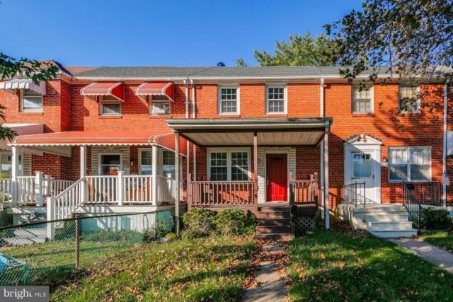 2836 Plainfield Road, BALTIMORE, MD 21222 (#1009958514) :: ExecuHome Realty